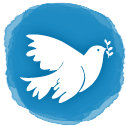 Peace illustration - dove